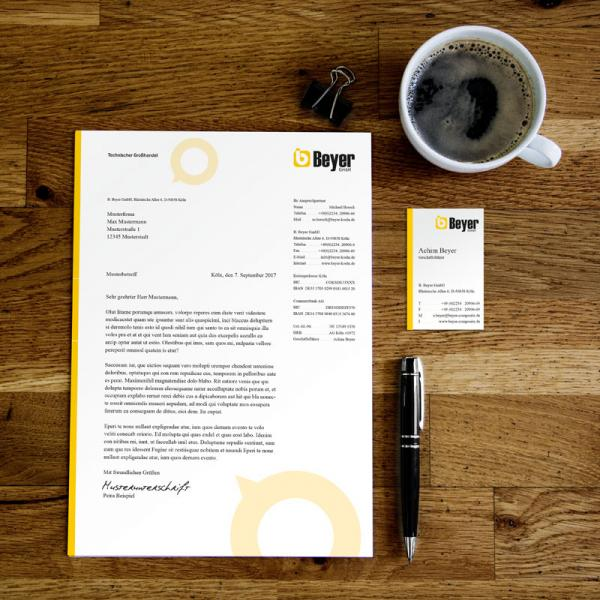 Corporate Design Beyer v2